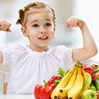 تغذیه سالم برای کودکان، اصول مهم