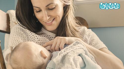نفخ نوزاد، مادران شیرده بخوانند!
