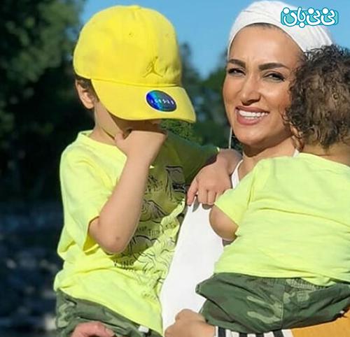 روناک یونسی و فرزندانش، همه پسران من