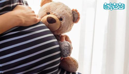 وزنگیری جنین در ماه نهم، سریعتر است؟
