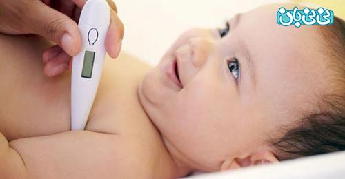 اگر کودکم تب کرد، چه کنم؟