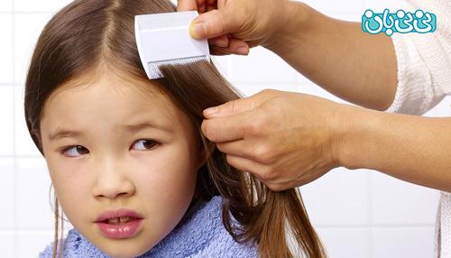 درمان شپش سر کودکان، چقدر طول میکشه؟