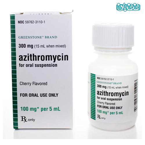 شربت آزیترومایسین برای نوزاد، مقدار مصرف