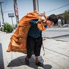 کودکان زباله گرد در ایران، فرورفته در فقر و بیماری