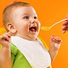 مواد غذایی برای نوزادان، چند مورد مقوی