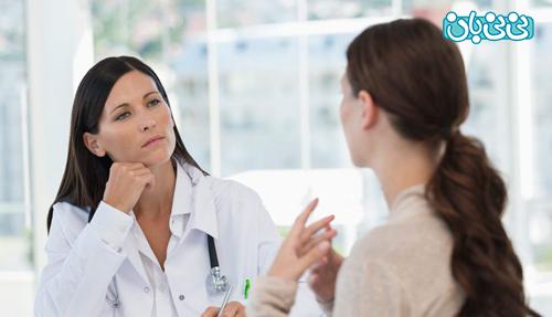 درمان خارش واژن با محلول آب نمک یا سرکه سیب