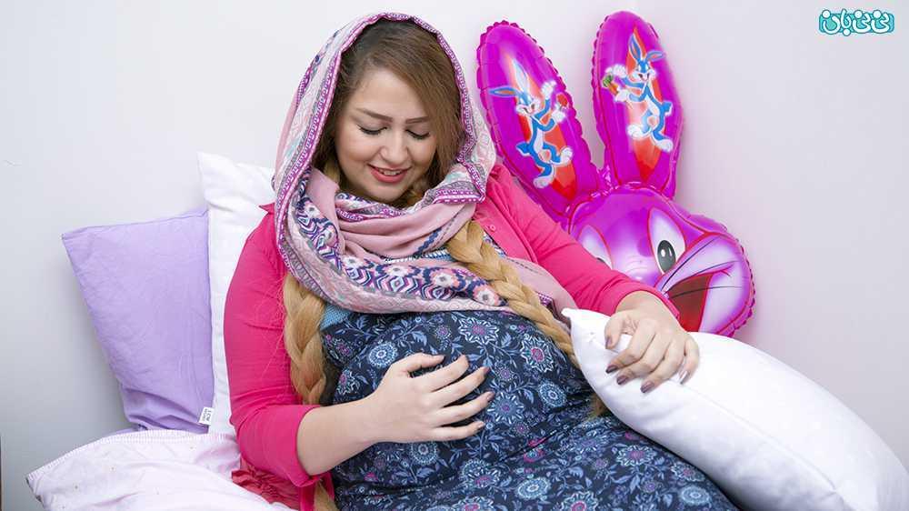 استفاده از شامپوی ضد شپش در بارداری