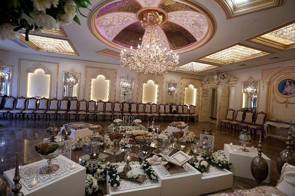 لوکس ترین دفتر ازدواج تهران، راهکار مناسب برای کنترل هزینه عروسی!