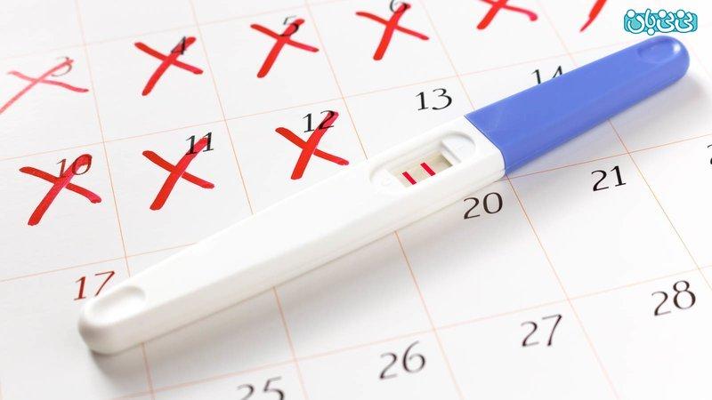 محاسبه روز تخمک گذاری با استفاده از تقویم