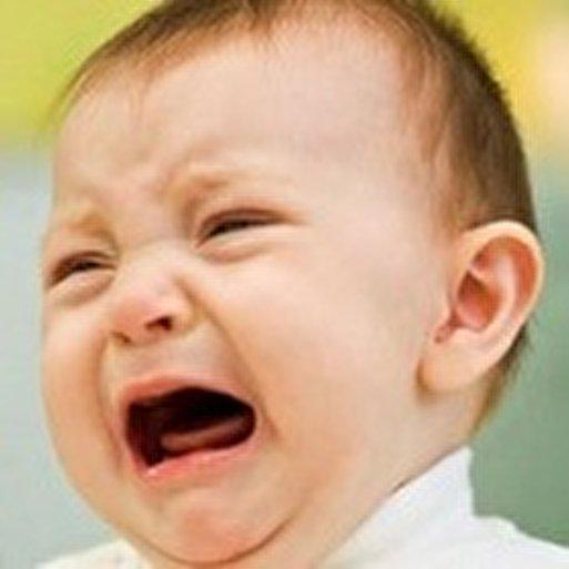 کار نکردن شکم نوزاد دو ماهه