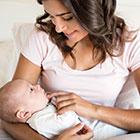 گاز گرفتن نوزاد، هنگام شیردهی علتش چیست؟