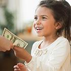 پول توجیبی کودکان، چه سنی و چه مقدار؟