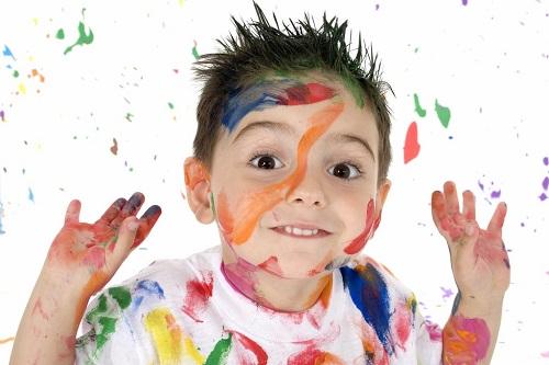 تاثیر نقاشی کودکان بیش فعال چطور هنرمندش کنیم؟