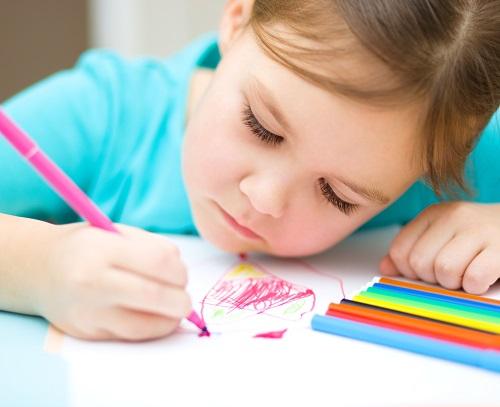نقاشی کودکان بیش فعال چطور هنرمندش کنیم؟