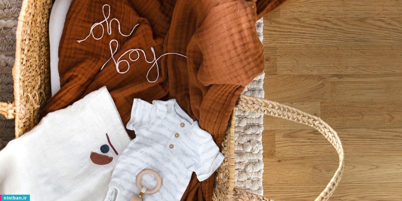 آمادگی برای تولد نوزاد