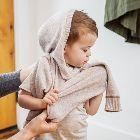 چگونگی لباس پوشیدن کودک