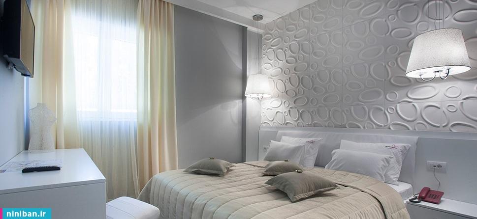پوستر سه بعدی کلاسیک، آفرینش نقش و خیال بر دیوارهای خانه