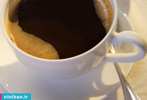 مصرف قهوه