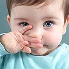 علائم عفونت سینوس نوزاد