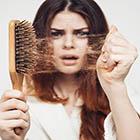 آیا ریزش مو از علائم بارداری است؟