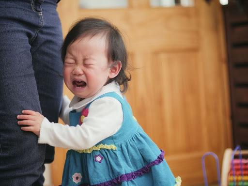 اختلال دوران کودکی، اضطراب جدایی شایع است