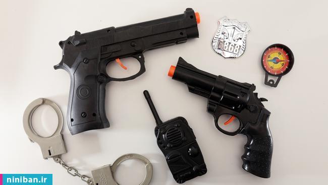 تفنگ بازی