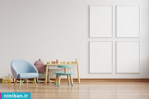 مبل تک برای اتاق کودک