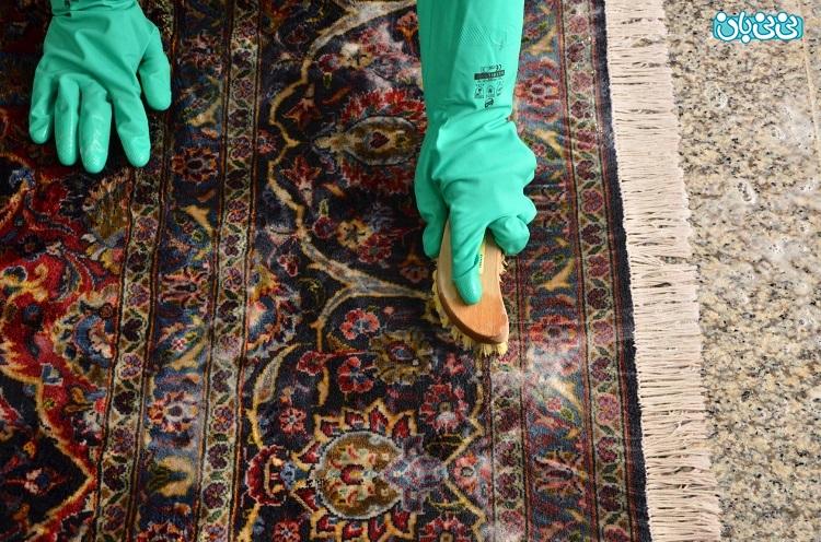 قالیشویی در شمال تهران، خانمها دیگر نگران کثیفی فرشهایتان نباشید!