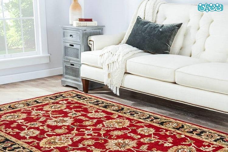گم شدن فرش در قالیشویی