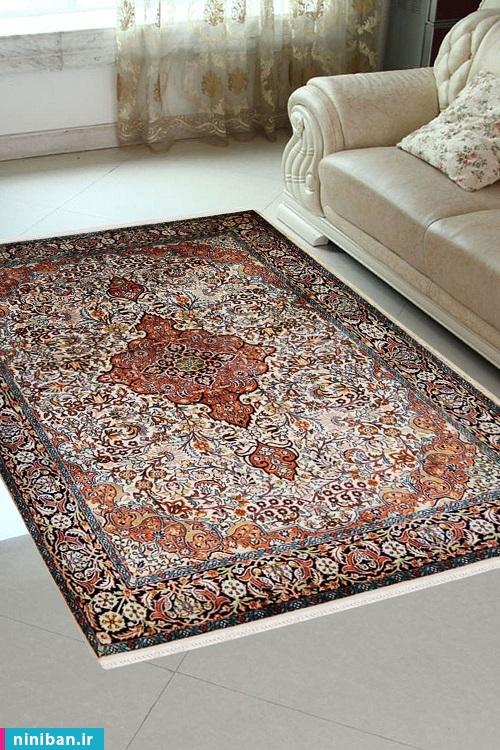 انواع فرش دستباف مدرن