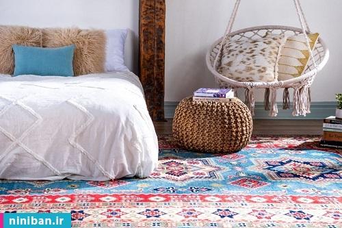 قیمت فرش دستباف تمام ابریشم