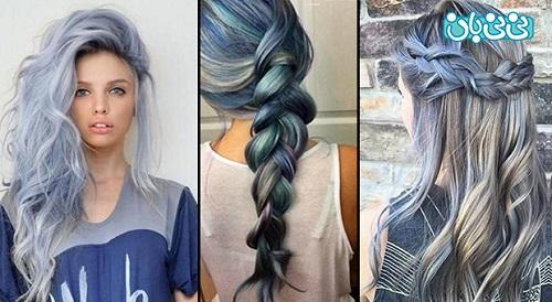 رنگ موی جدید 1400