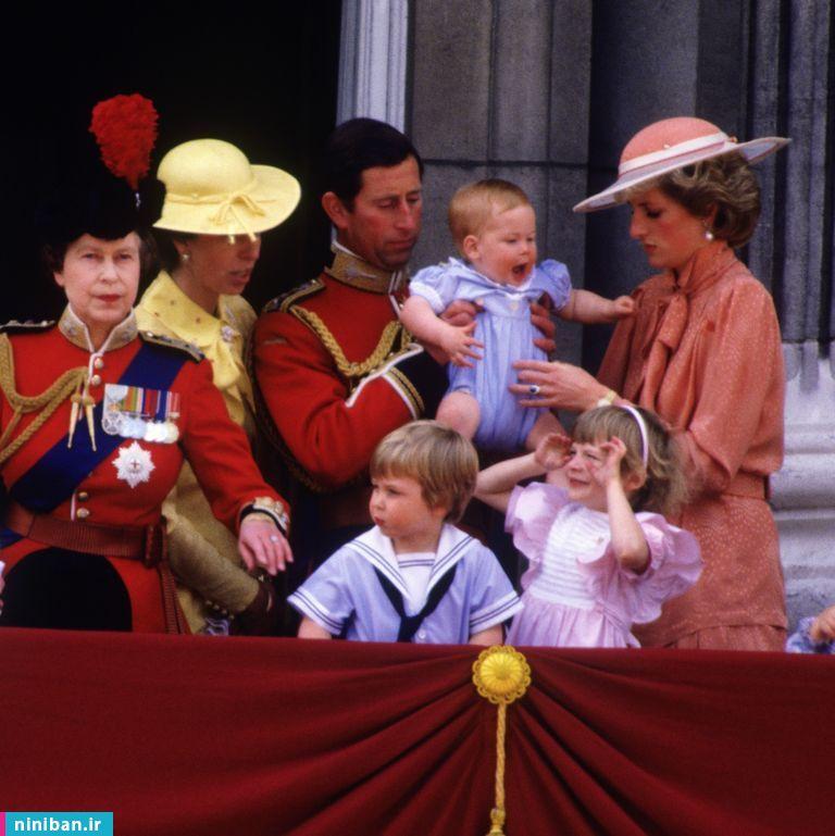 قوانین حاکم بر کودکان سلطنتی انگلیس که حتما نمیدانید (۲)