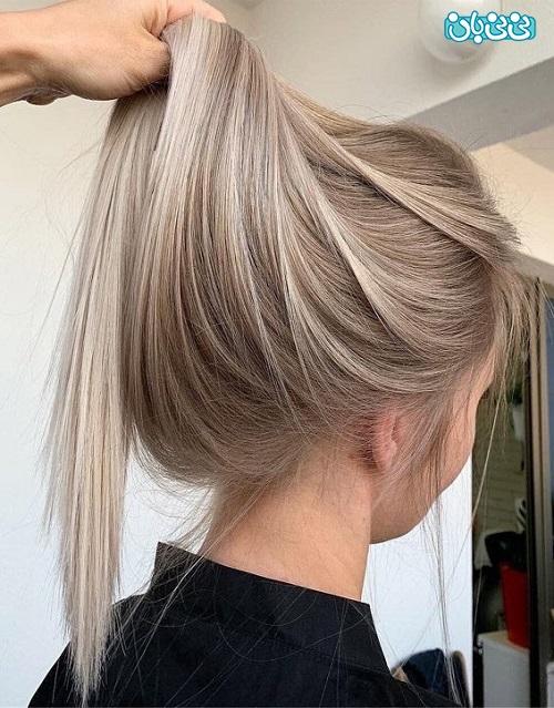 جدیدترین رنگ موی تابستانه، مد روزهای کرونا چیست؟