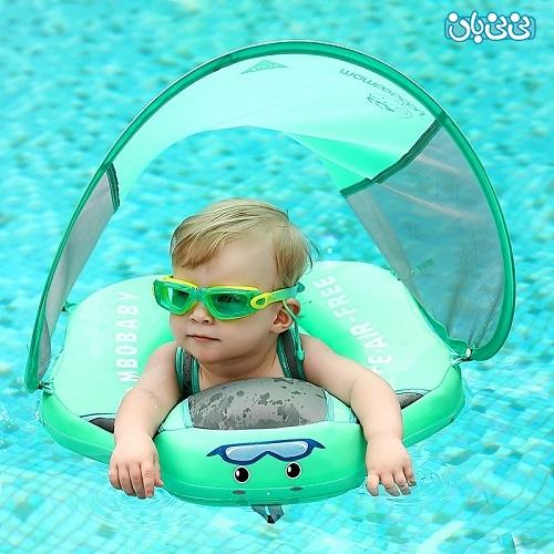 شناور بادی کودک - تیوب استخری کودک - لوازم بادی شنا برای کودک، کدامها را بخریم؟