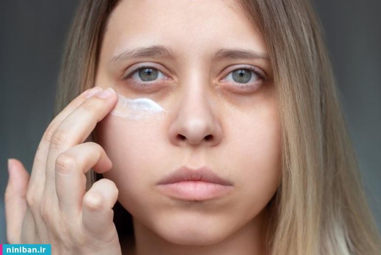 ماسک دور چشم برای رفع سیاهی و چروک چشم ها