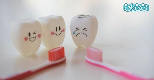 علت تشکیل پوسیدگی دندان  علت پوسیدگی دندان، بشناسید و پیشگیری کنید