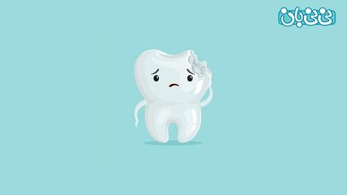 عکس پوسیدگی بین دندانی علت پوسیدگی دندان، بشناسید و پیشگیری کنید