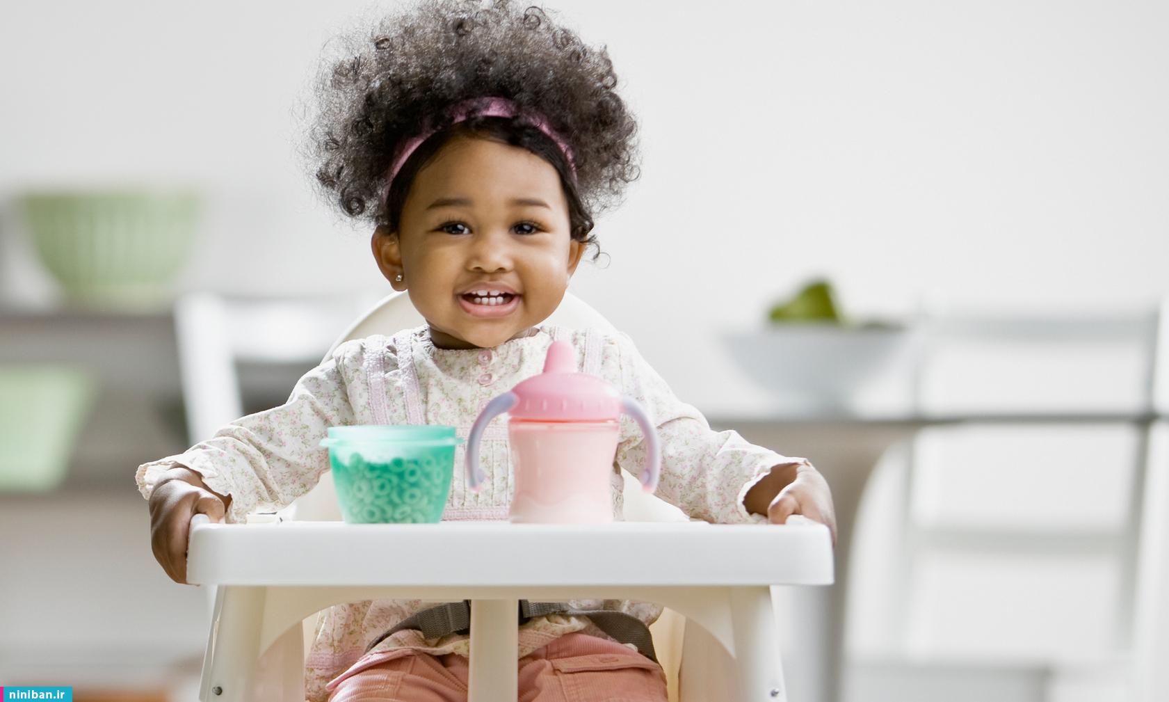 لیوان آبخوری کودک