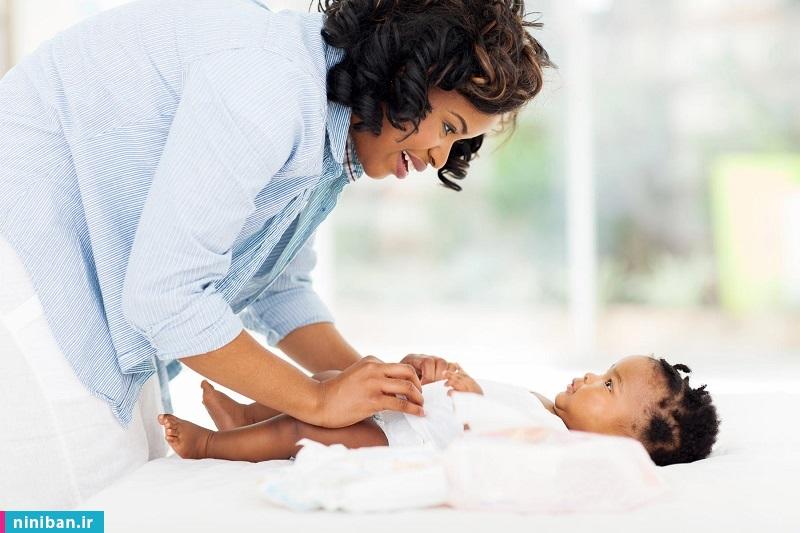 درمان یبوست در نوزادان، راهکار مناسب