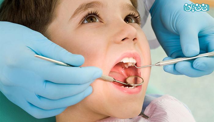 عصب کشی دندان کودکان، درد دارد؟