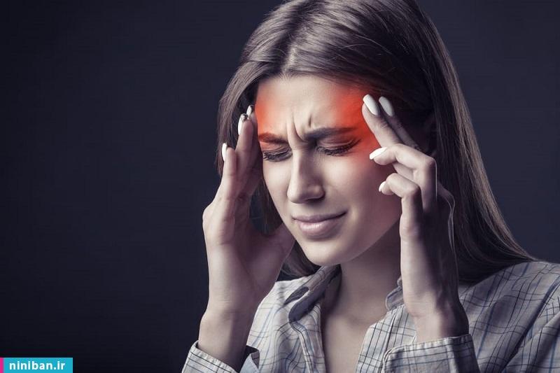 انواع سردرد و درمان آنها