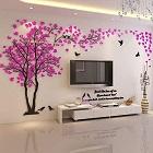 پوستر سه بعدی لاکچری پشت تلویزیون، خانهی خود را شیک کنید!