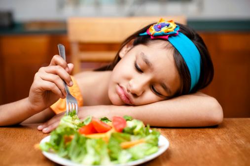 راه حل جالب محققان برای علاقمندکردن کودکان به سبزی ومیوه