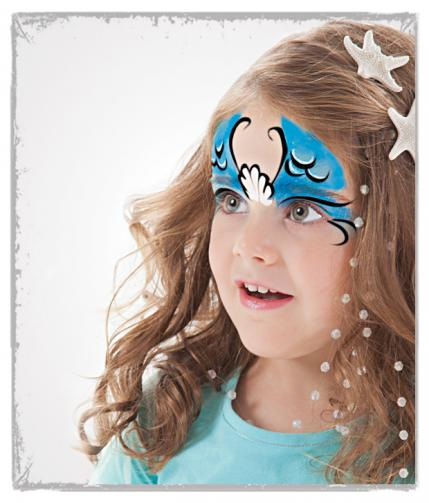 نقاشی دخترانه ساده و زیبا و اسان