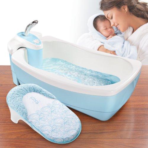 روش شستن سر نوزاد