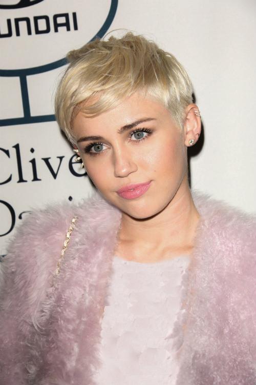 Image result for مدل موهای مایلی سایرس