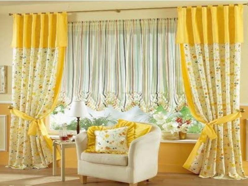 Curtain Design Ideas Images: 5 ایده جالب برای پرده اتاق خواب